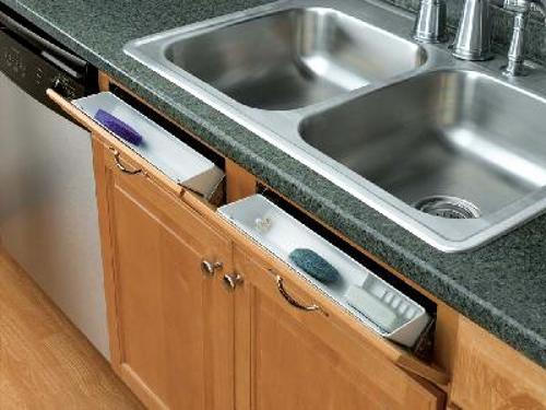Rev-A-Shelf 6572-14 Tip Out Tray for sink fronts