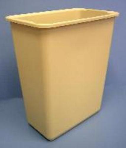 Rev-A-Shelf, 6700-61A-52, Replacement Trash Can, 30 QUART, Almond