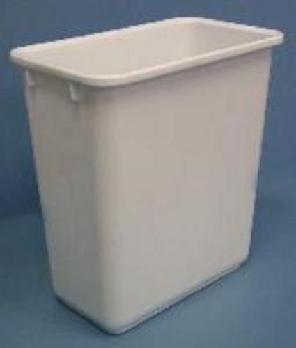 Rev-A-Shelf, RV-20-52, Replacement Trash Can, White, 20 Quart