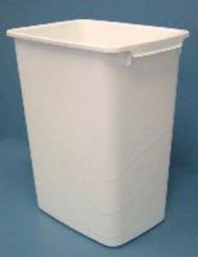 Rev-A-Shelf, RV-50-52, Replacement Trash Can, 50 Quart, White