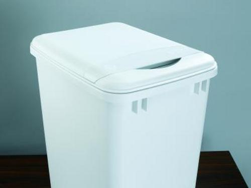 Rev-A-Shelf, RV-35-LID-1, 35 Qt. Trash Can Lid, White