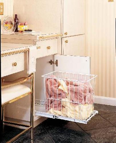 Rev-A-Shelf, HRV-1215 S, Pull-Out Wire Hamper