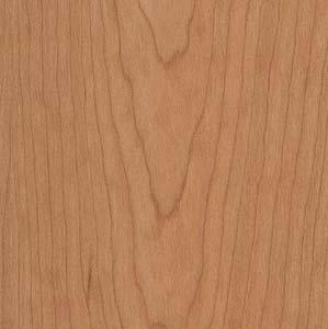 Wood Veneer, Cherry, Flat Cut, 4 x 8, 10 Mil Back ...