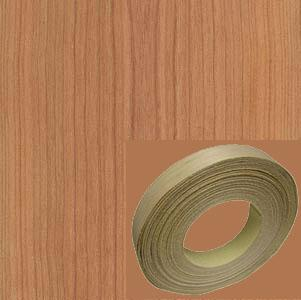 Veneer Tech, EB11X0210153MNB, Edgebanding, Cherry, PSA Backed, 13/16 in, 50 ft