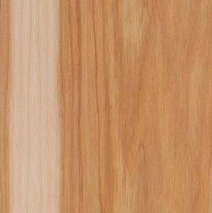 Veneer Tech, VNHICKORY2X810, Wood Veneer, Hickory, 2 x 8, 10 mil Paper Backer