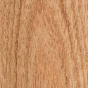 Wood Veneer Oak Red Flat Cut 2x8 Psa Backed
