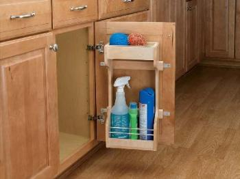 Rev-A-Shelf 4SBSU Sink Base Door Organizer