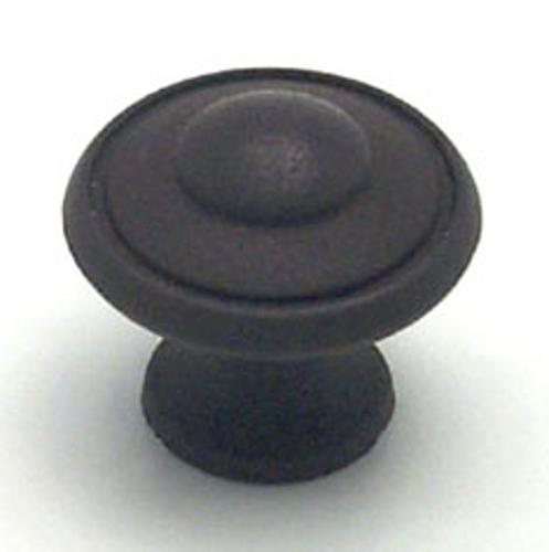 Berenson, 2928-1FE-P, Cabinet Knob, Euro Traditions, Dull Rust Finish