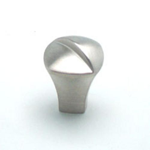 Berenson, 2948-1BPN-C, Cabinet Knob, Euro Retro, Brushed Nickel Finish