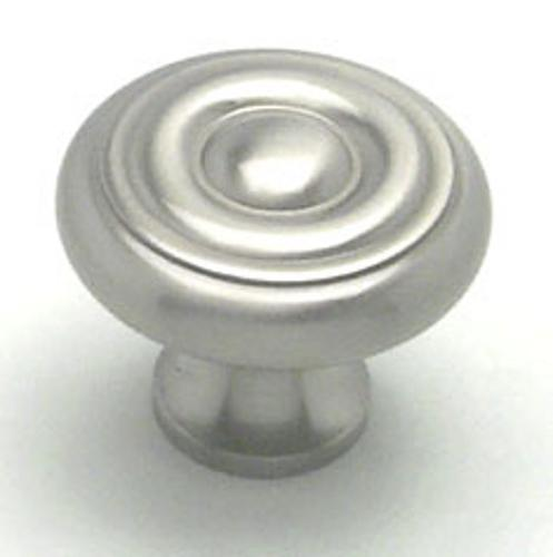 Berenson, 5004-3BPN-P, Cabinet Knob, Newport, Brushed Nickel