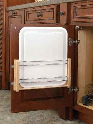 "Rev-A-Shelf, 4DMCB-15P, 15"" Door Mount Cutting Board-Polyethylene"