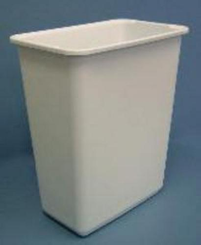 Rev-A-Shelf, 6700-61W-52, Replacement Trash Can, 30 QUART, White